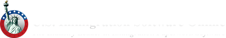 U.S. Immigration Software Online