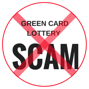 DV-2016 - Green Card Lottery Scam