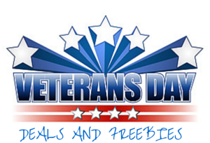 Veterans day specials 2014 for Does olive garden give military discount