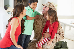 USCIS Parole in Place Helps Military Families