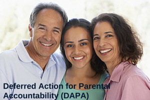 Deferred Action for Parental Accountability (DAPA) – Who's Eligible