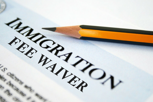 Can The Fee Waiver Be Filed With Any Uscis Application