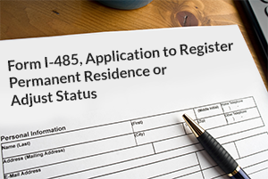 What is Form I-485, Adjustment of Status?