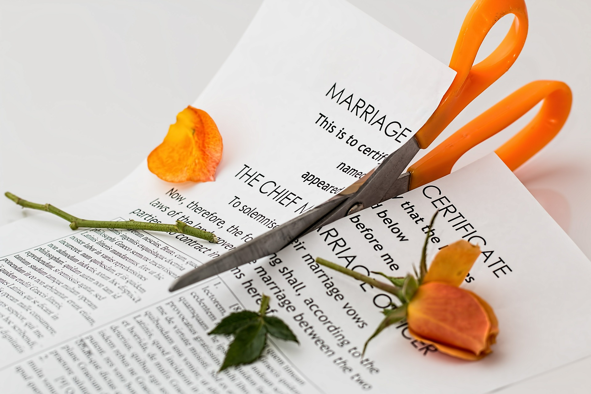 Divorce After Green Card Through Marriage