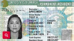 Old Green Card