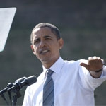 Democrats affected by Obama's unpopularity in midterm elections