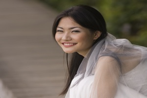 Outdoor Bride 6
